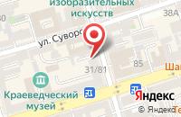 Схема проезда до компании Йола Казань в Верхнем Услоне