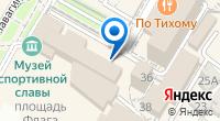 Компания ЛАРЭС на карте