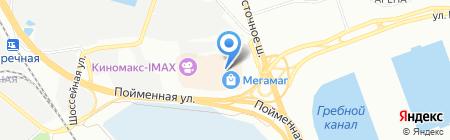 ДНС на карте Ростова-на-Дону