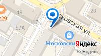 Компания ЮНИСТРИМ на карте