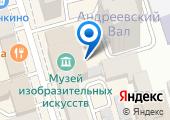 Ростовский областной музей изобразительных искусств на карте