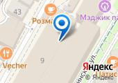 Общественная приемная депутата Государственной Думы Федерального Собрания РФ Кривоносова С.В. на карте