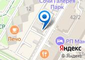 Нотариус Купеева Ю.В. на карте