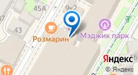 Компания GoodWin на карте