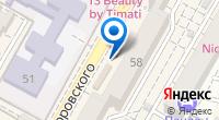 Компания Киоск по заточке инструментов на карте