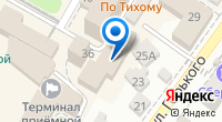 Компания ПРОТОН на карте