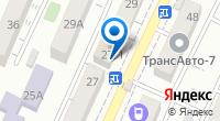 Компания ИТАН на карте