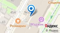 Компания Aziz bebe на карте