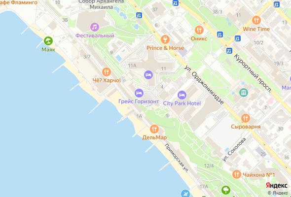 жилой комплекс Александрийский Маяк