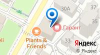 Компания Президент-Нева на карте