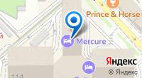 Компания Persona A на карте
