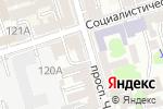 Схема проезда до компании Нужные товары в Ростове-на-Дону