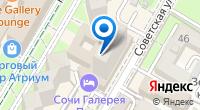 Компания ДИ ТРАСО на карте
