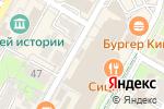 Схема проезда до компании Karalina в Сочи