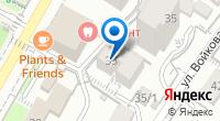Компания Росэксперт на карте