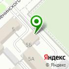 Местоположение компании Мотюль Эксперт