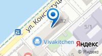 Компания Обои на карте