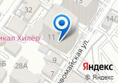 Хостел Гараж - Хостел в центре Сочи на карте