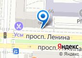 Библиотека им. А.П. Чехова на карте