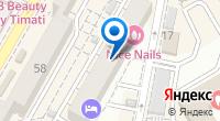 Компания SandSoft на карте