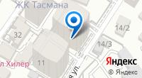 Компания Остеоплюс на карте