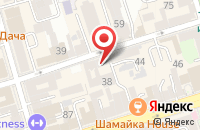 Схема проезда до компании Группа Компаний «Югмедиаресурс» в Ростове-На-Дону