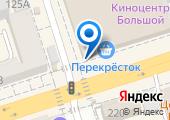 TM service на карте