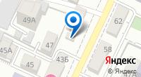 Компания Кекс на карте