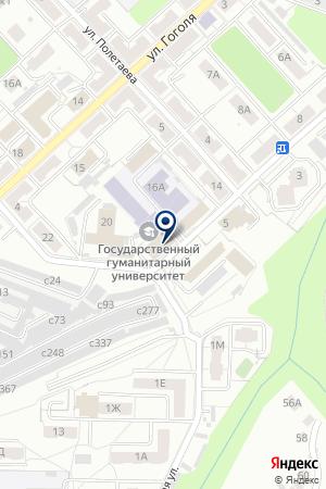 СТАЛКО на карте Рязани
