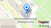 Компания Академический колледж на карте