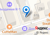 Центр содействия строительству на карте