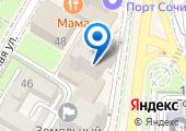 Юрист в Сочи на карте