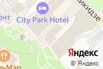 Схема проезда до компании Навигатор в Сочи