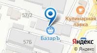 Компания 888 на карте