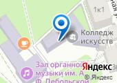 Сочинский колледж искусств, ГБУ на карте