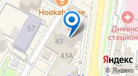 Компания Удостоверяющий центр на карте