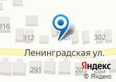 Диандра на карте