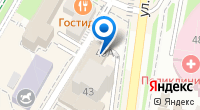 Компания Sima на карте