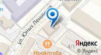 Компания Апикс на карте