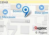 Юферс-Азов на карте