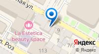 Компания Технотренд на карте
