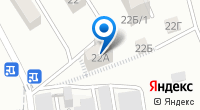 Компания АСКА на карте