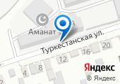 CCTV на карте