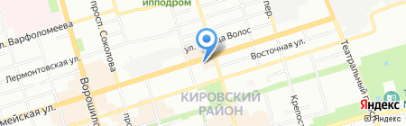 Банкомат МТС-Банк на карте Ростова-на-Дону