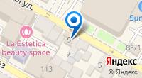 Компания ЮгТВ на карте