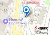 Сочинское линейное Управление МВД России на транспорте на карте