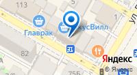Компания Тензор на карте