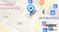Компания Эстетик Юг на карте