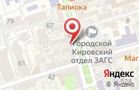 Схема проезда до компании ПЕЧАТИ-СЕРВИС в Ростове-на-Дону