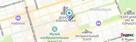 Bio Esthetique на карте Ростова-на-Дону